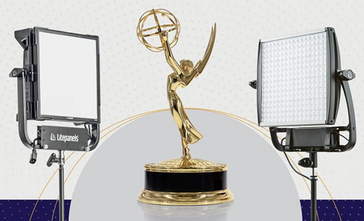 Litepanels Emmy
