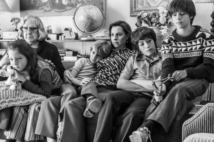 Roma Netflix Oscars Nominations Best Picture Academy Awards