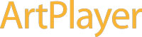 ArtPlayer logo NET